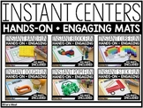 Instant Center Mats BUNDLED (Fine Motor, Morning Work, Morning Tubs)
