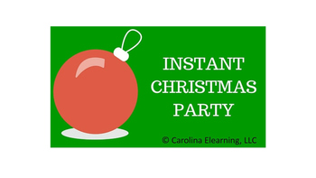 Instant Christmas Party