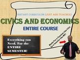 Instant Curriculum (Just Add Teacher): Civics and Economics