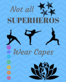 Instant Download-Classroom Poster-You Print-Yoga Teacher Gift