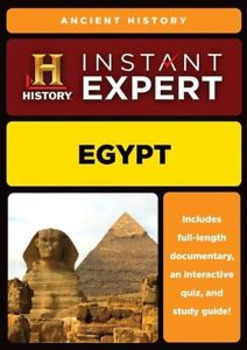 Instant Expert Egypt Engineering an Empire 10 MC Questions