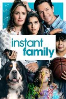 Instant Family Movie Guide Questions in English. Movie about Adoption.