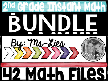 Instant Math Mega Bundle