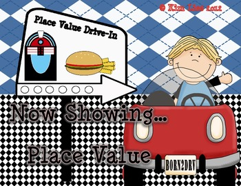 Instant Math Place Value Drive-In