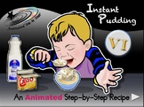 Instant Pudding - Animated Step-by-Step Recipe - VI