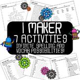 Automatic Word Puzzle Maker -Bundle!