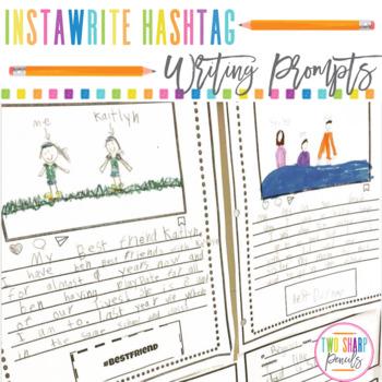 Instawrite Hashtag Writing Prompts