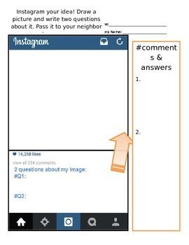 Instagram an Idea