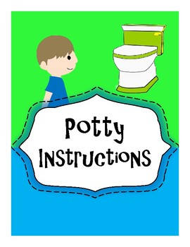 Instructable: The potty guide