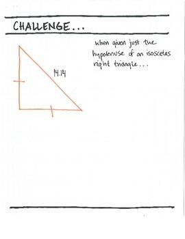 Instruction Manual: Pythagorean Theorem