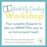 Instructional Coaching Course and 2020-2021 Instructional