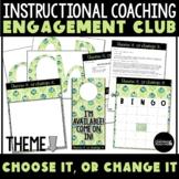 Instructional Coaching Engagement Bulletin Board Choose It