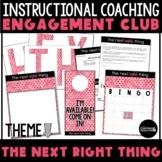 Instructional Coaching Engagement Bulletin Board The Next
