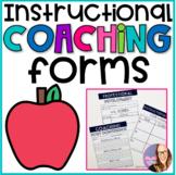 Instructional Coaching Forms