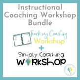 Instructional Coaching Online Professional Development Bundle