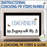 Instructional Coaching PD Video Bundle
