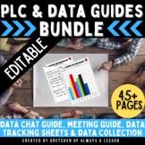 Instructional Coaching: PLC & Data Discussion Guides BUNDL