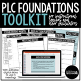 Instructional Coaching PLC Foundations Toolkit