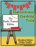 ***Updated*** Instructional Coaching Tools:  The Rustic Edition