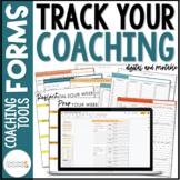 Instructional Coaching: Track Your Coaching Forms