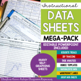 Data Sheets EDITABLE Mega-Pack for Instruction for Special