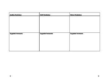 Lesson Planning Template 2015-16