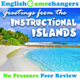 Instructional Islands Make Peer Editing & Peer Review a Breeze!