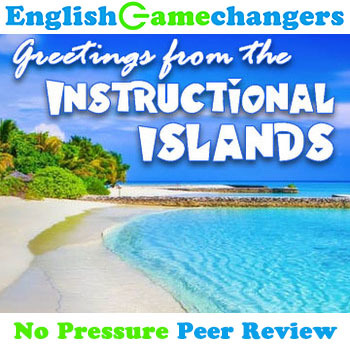 Instructional Islands Make Peer Editing & Peer Review a Breeze!