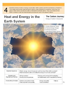 Instructional Segment 4 - Heat and Energy in the Earth System (blank)