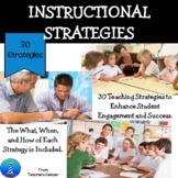 Instructional Strategies Set