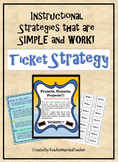Instructional Strategies and Student Projects