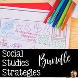 SOCIAL STUDIES STRATEGIES BUNDLE