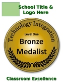 Instructional Technology Achievement Badges and Certificates