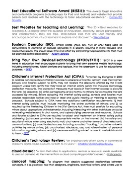 Instructional Technology GACE Study Guide