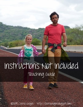 """Instructions Not Included Teaching Guide (""""No Se Aceptan D"""