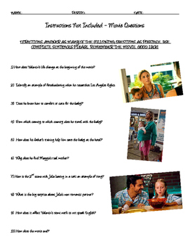 Instructions Not Included Viewing Guide No Se Aceptan Devoluciones Bilingual