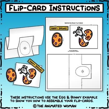 Flip-Card Instructions - FREE