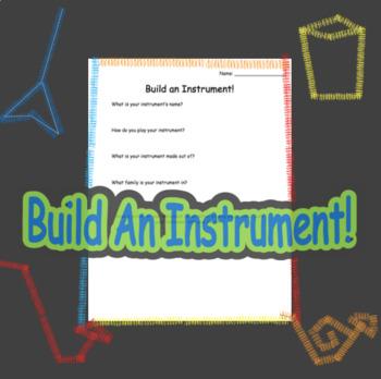 Instrument Activities Bundle