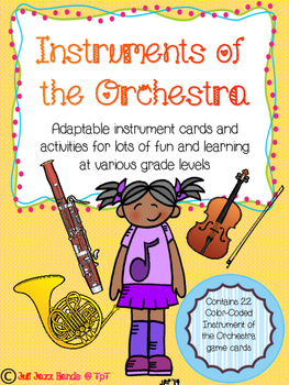 Instrument Activity Packet