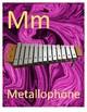 26 Music Instrument Alphabet Posters