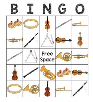 Instrument Bingo SMART Software Edition