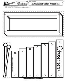 Instrument Builder: Xylophone