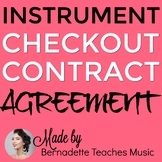 Instrument Checkout Contract