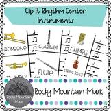 Instrument Clip It Rhythm Center