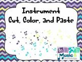 Instrument Cut, Color, & Paste