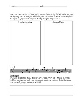 Instrument Design project