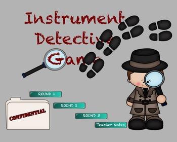 Instrument Detective SMART Software Activity 1