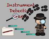 Instrument Detective SMART Software Activity 1