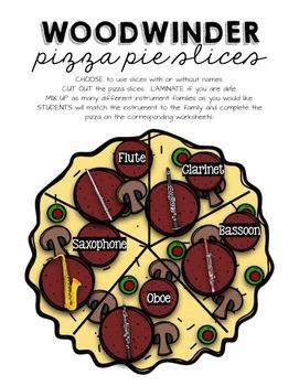 Instrument Families - Build a Pizza Pie Game