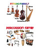 Instrument Families Packet